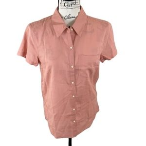 PATAGONIA Lightweight Button Down Top